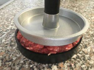 Burger mit der Burgerpresse leicht gemacht