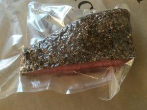 Beef Brisket im Caso VC10