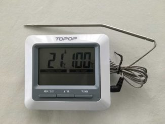 Topop Barbeque Grill Thermometer