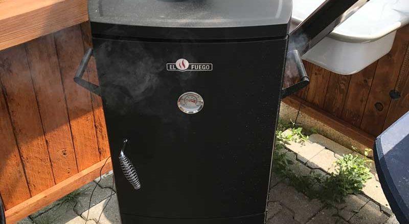 El Fuego Portland Smoker im Test