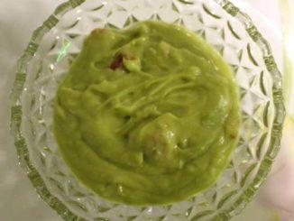 Guacamole als Dip