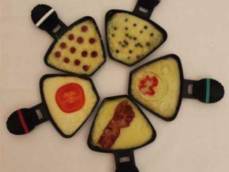 Käsevariationen zum Raclette