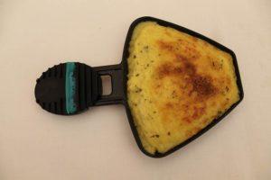 Kartoffelstampf mit Bernaise