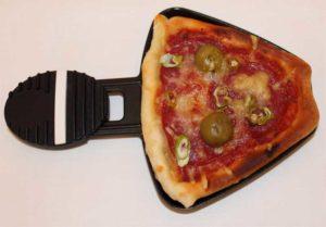 fertige Pizza Salami