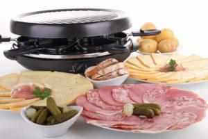 Raclette und Racletterezepte