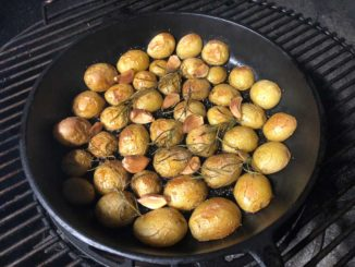 Rosmarienkartoffeln grillen