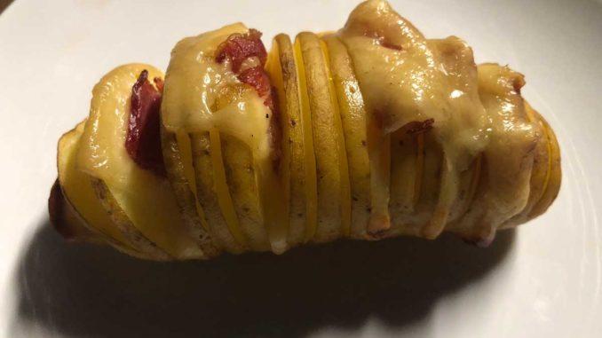 Fächerkartoffel