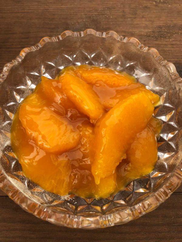Orangenconfit