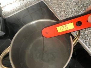 Inkbird IHT-1P Temperaturtest
