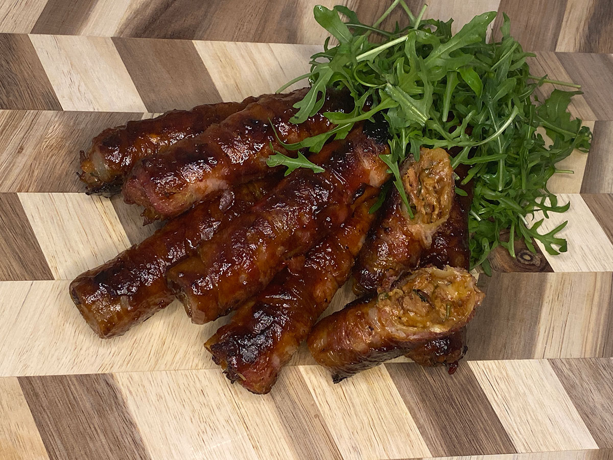 Pulled Pork Reste
